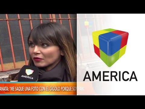 Flavio Mendoza y Amalia Granata se pelean por el Gigoló