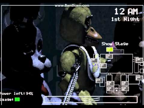 fnaf gameplay on chromebox by Dilian *CUT SHORT BECAUSE IT LAGGED*