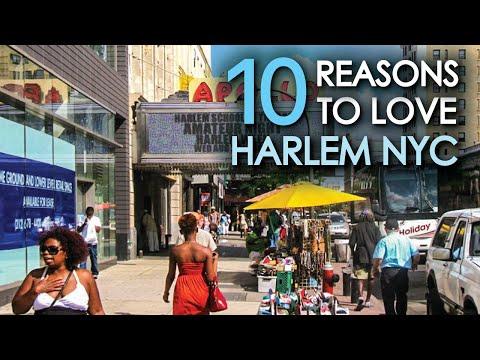 10 Reasons To Love HARLEM NYC