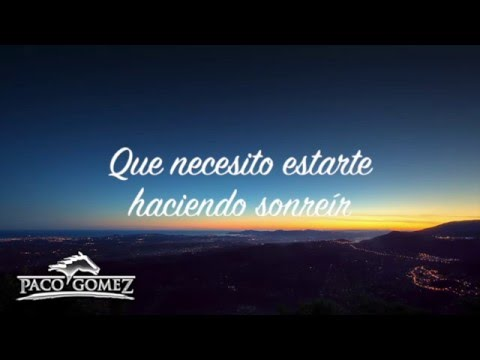 Te Metiste (KARAOKE) Mariachi - Paco Gomez