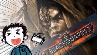 [Blackguards 2] 핑거링의 게임 블랙가드2 탐험1일차(Game Blackguards 2- Day1 playing)