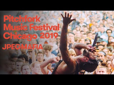 JPEGMAFIA | Pitchfork Music Festival 2019 | Full Set