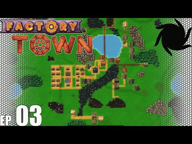 Factory Town Grand Station - 03 - Harvester Drills
