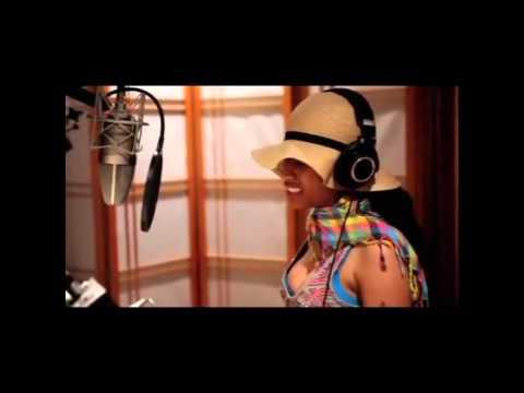 Nicki Minaj Recording Roman's Revenge