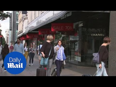 Shoppers React To House Of Fraser Rescue By Sports Direct CEO
