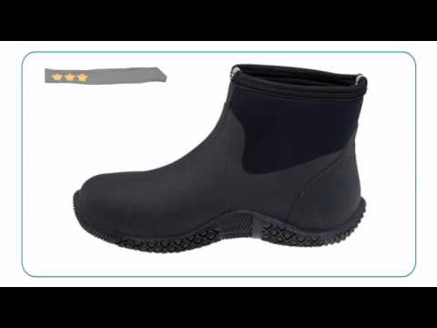 Muck Boots Jobber - Planetshoes.com - YouTube