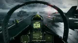 Battlefield 3 F-18 Hornet mission Full HD