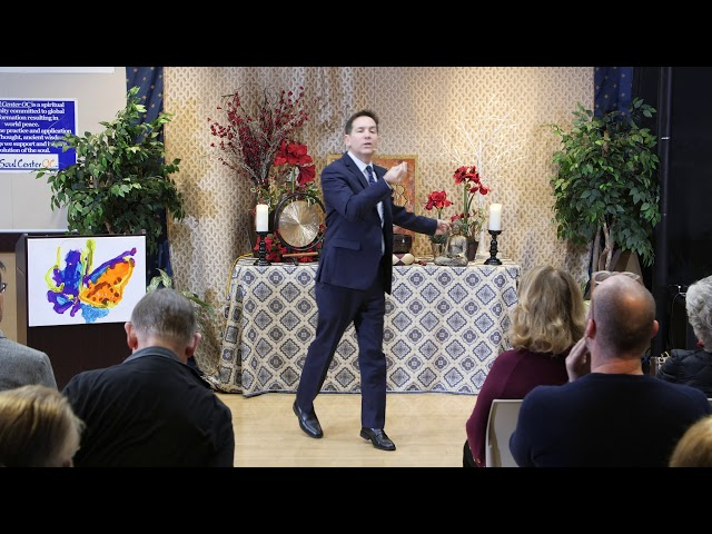 IN THE CALM, ALL IS BRIGHT    11 22 2019   SPIRITUAL DIRECTOR REV  KEITH HORWITZ