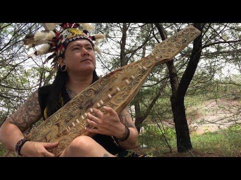 Sape Uyau - Uyau Moris Dayak Kenyah/Orang Ulu Song