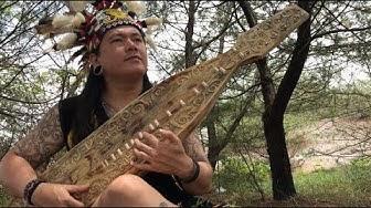 Sape Uyau - Uyau Moris [Official Video] Dayak Kenyah/Orang Ulu Song