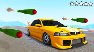 DRIVING FASTER Than MISSILES *NEW* GTA Car!