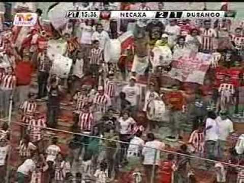 Gol Necaxa Alejandro Castillo TVC Deportes Liga As...