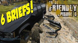 6 BRIEFS! - Arma 2: DayZ Epoch - ErDuFriendly - Episode 6 [Dansk gameplay]