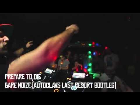 AUTOCLAWS LIVE @ Chinese Laundry BOSS BASS