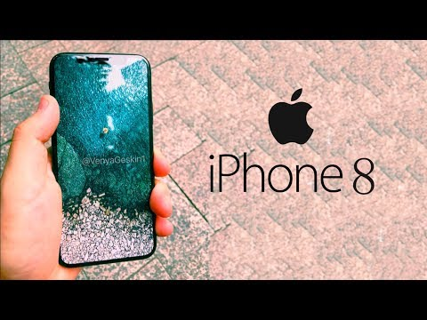 Thumbnail: iPhone 8 - THE CLOSEST LOOK YET!