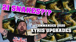 Ikoria Commander 2020 Review and Upgrade - Xyris the Writhing Storm - Varied Budget EDH Upgrades!