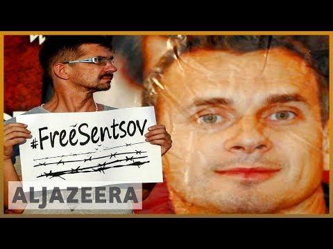 🇺🇦 🇷🇺 Ukraine filmmaker jailed in Russia wins EU rights award | Al Jazeera English