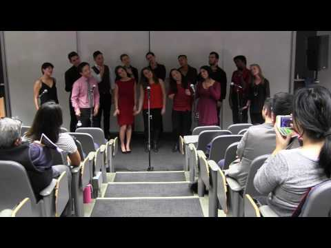 White Winter Hymnal  - The Vocal Chords at UCSF