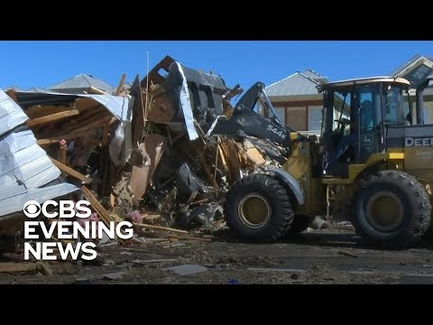 Mexico Beach mayor shocked by catastrophic damage