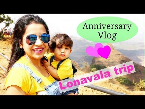 Anniversary Vlog | Lonavla trip, Delicious Chikki, Giveaway Annoucement | TaniaPal