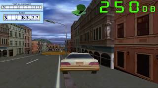 Awful PC Games: Taxi Racer Review