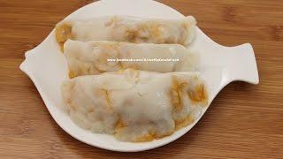 Meen Ada/ Meen Pathiri-മീൻ അട Malabar Iftar Recipe- chinnuz' I Love My Kerala Food