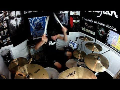 Papa Roach - Last Resort - Drum Cover
