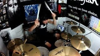 Papa Roach - Last Resort - Drum Cover