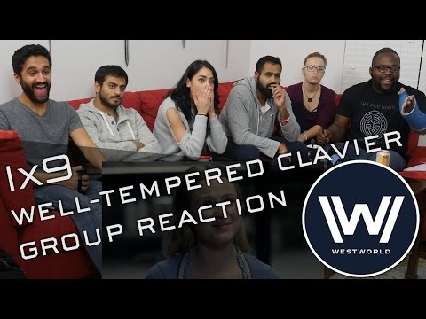 Westworld - 1x9 The Well-Tempered Clavier - Group Reaction!