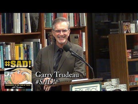 """Garry Trudeau, """"#SAD!"""""""