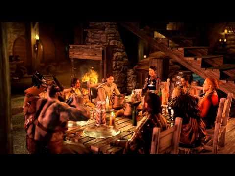 Dragon Age  Inquisition Dragon Age Inquisition. Игра в карты с советниками и компаньонами.