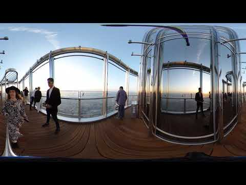 Sunset The Lounge (152-154th floor), Burj Khalifa – Dubai – 360 | Ne Tammelat