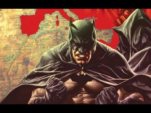 Batman Europa de JIM LEE en VF en intégrale a 5,90€ chez Urban