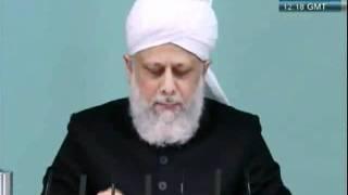 QADIANI khalid persenting juma 15 04 2011, Corruption among Muslim leadership and the solution clip1
