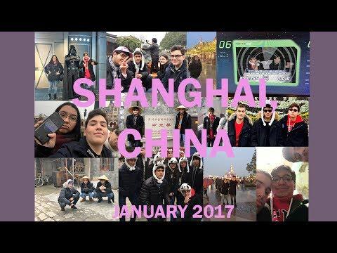 Shanghai, China// Jan. 2017