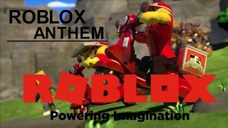 Roblox Anthem (Background Music- Faded by Alan Walker)