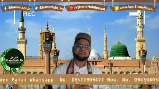 भोजपुरी बेस्ट मक्के मे पैदा भईलन अरबी सरकार हो    Makke Me Paida Bhailan Madni Ali Haider Faizi Naat