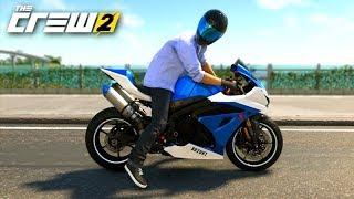 THE CREW 2 - NOVA MOTO SUZUKI GSX-R1000R muito MONSTRA!!!