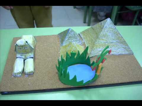Proyecto el antiguo egipto youtube for Proyecto de cafeteria escolar