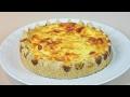 Quiche de Tomate Cereja Chef Marcelo Ferreira