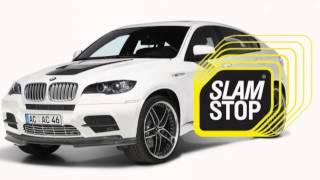 Доводчик двери на BMW X6 – Дотяжка автомобильных дверей SlamStop(Доводчик автомобильных дверей SlamStop: http://slam-stop.com.ua/about Обеспечивает автоматическое, плавное закрытие двери..., 2015-03-18T15:15:27.000Z)
