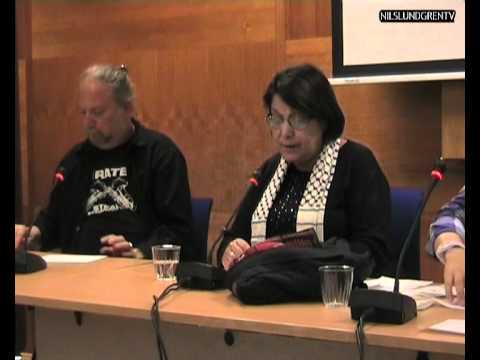 Leila Khaled & Dror Feiler: Dialogue Stockholm May 4, 2011 (Part 2)