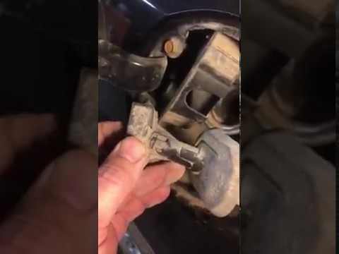 2006, 07, 08, 09, 10 Honda Civic gas door latch (release ...