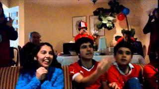 reaccin penales argentina chile final copa amrica 2015