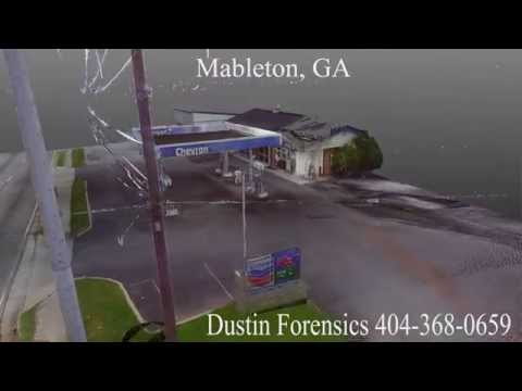 Mableton GA, Site of Gang Related Event (compression is better)