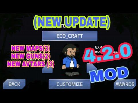 Mini Militia 4 2 0 New Update Pro pack mod apk download👇{MGH and kuldip}