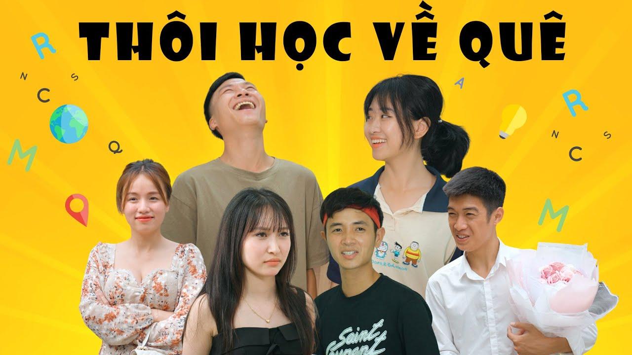 Download THÔI HỌC VỀ QUÊ | Đại Học Du Ký Phần 192 | Phim Ngắn Siêu Hài Hước Sinh Viên Hay Nhất Gãy TV