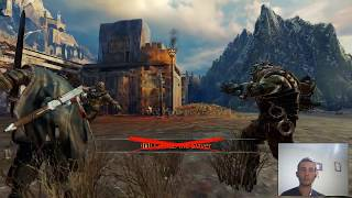 Middle Earth Shadow of Mordor:Tam Çözüm*Bölüm 1 (Gameplay part 1)