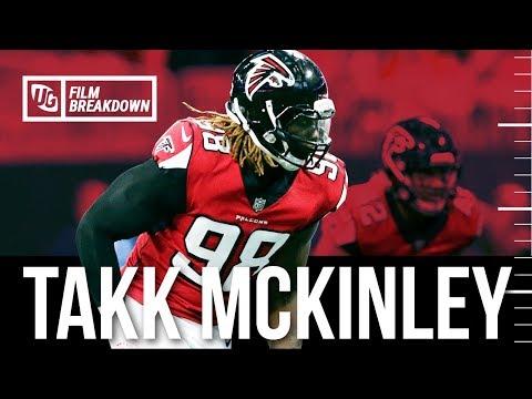Takk Mckinley Film Breakdown vs The Jets