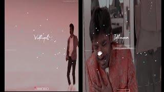 Love Failure 😢failure Mix 💔Thottu Thottu Pogum Thendral Song Whatsapp Status || Terror Guyz